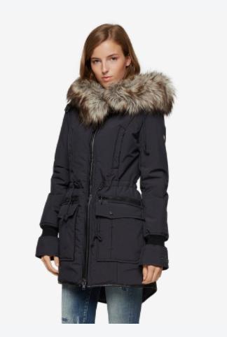 Eiskalt gespart: Bis zu 80% Rabatt auf Winter-Styles bei About You, z.B. Vero Moda Parka für 25,42€
