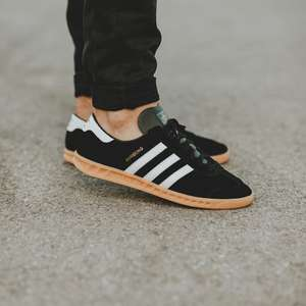adidas Originals Hamburg schwarz für 54,99€ @ Outlet46