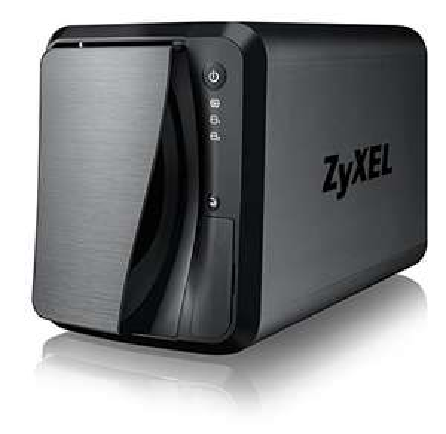 [Amazon / NBB] ZyXEL NAS520 - 2-Bay Media und Personal Cloud Server