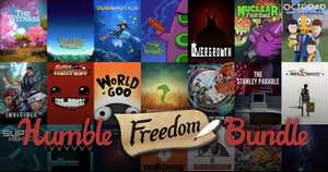 Humble Freedom Bundle [STEAM]