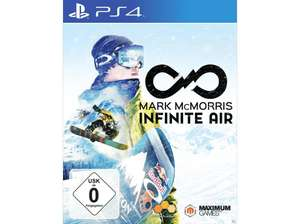 [Saturn.de & Amazon.de] Mark McMorris Infinite Air (PS4) für 19,99€