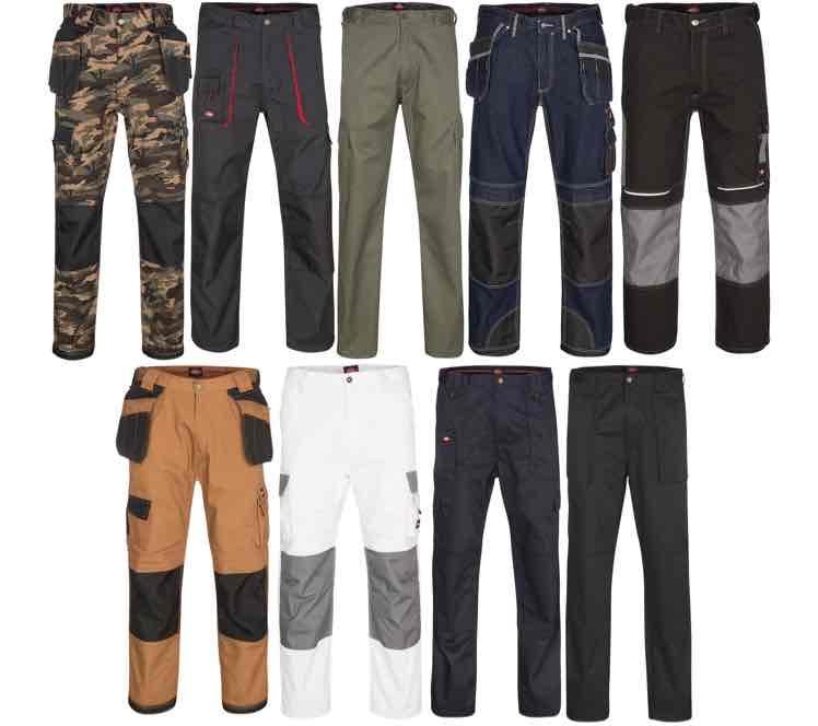 Outlet46: Verschiede Jeans (u.a Arbeitshosen) ab 9,99€