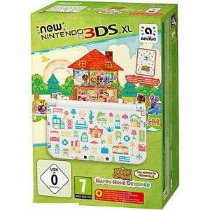 Nintendo New 3DS XL + Animal Crossing: Happy Home Designer für 155€ (eBay)