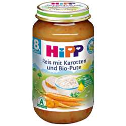 [Rossmann] [Online & Lokal] Hipp Babynahrung 31% Rabatt - 0,95€ pro Glas