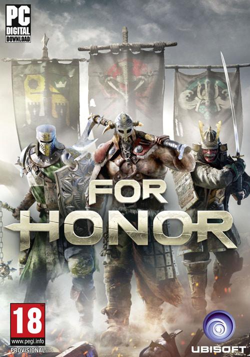 For Honor Preorder Version & Ghost Recon Wildlands für je 39,29 Euro
