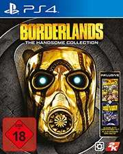2K Shop / Borderlands: The Handsome Collection / für Xbox One und PS4