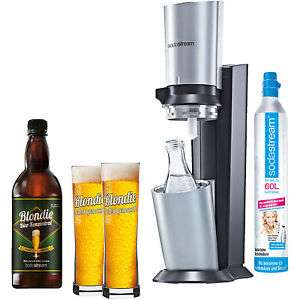 Sodastream Crystal Bier-Pack für 89€ @ Media Markt *UPDATE*