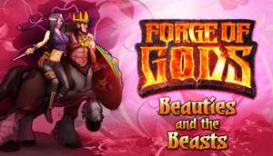 [STEAM] Forge of Gods: Beauties and the Beasts Pack (DLC) @Game Giveaway of the Day