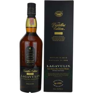 Lagavulin Distillers Edition 1995-2013 (Sonderposten) @ Whic