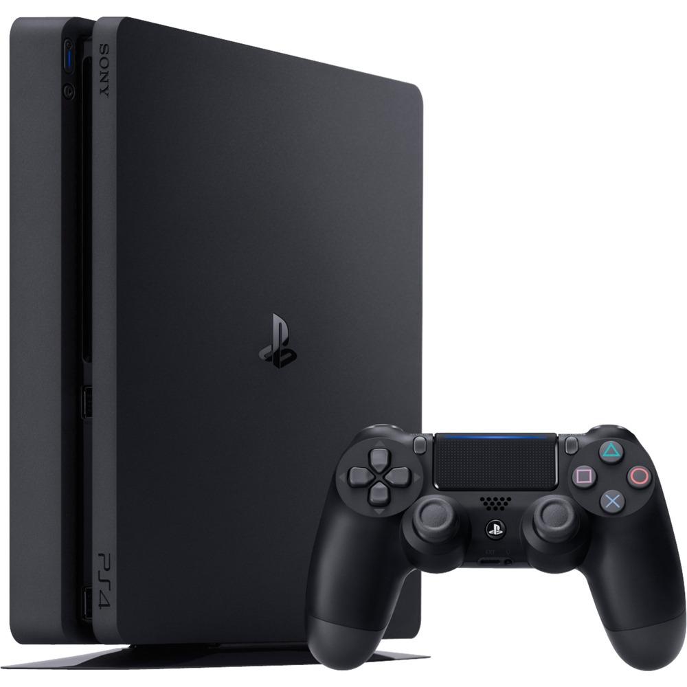 [Rakuten] Playstation 4 Slim 500 GB in schwarz mit Gutschein (RAKUTEN-LOVE)