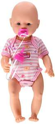 Simba New Born Baby Puppe (39cm) für 8,32€  mit [Amazon Prime]