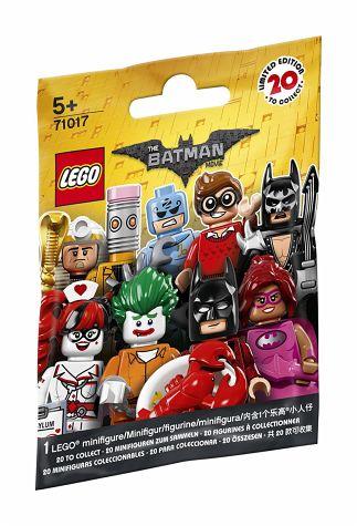 LEGO 71017 Batman Minifiguren - 99 Stück möglich