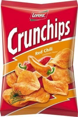 [LOKAL - Oldenburg] Crunchips Red Chili für 0,60€ beim Bahlsen Werksverkauf