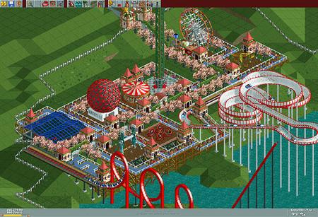 [GOG] Rollercoaster Tycoon Deluxe