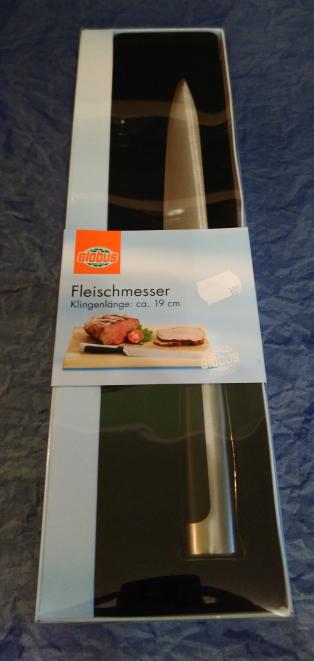 Globus Fleischmesser 19cm [lokal Globus Theissen]