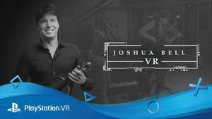 [PS-VR] Joshua Bell VR: Exklusives Violinen-Konzert kostenlos