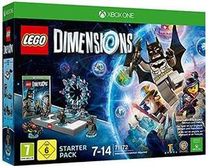 LEGO Dimensions - Starter Pack 71172 - [Xbox One]