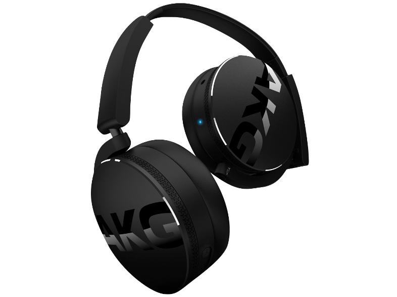 AKG Y 50 BT On-Ear Bluetooth-Kopfhörer Black für 104,50€ [Saturn.at]