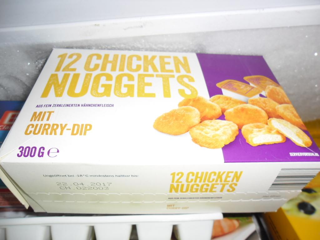 [LIDL] • 12 Chicken Nuggets mit Curry Dip oder Sweet Chili (McDonalds Herstellung?) für 1,69