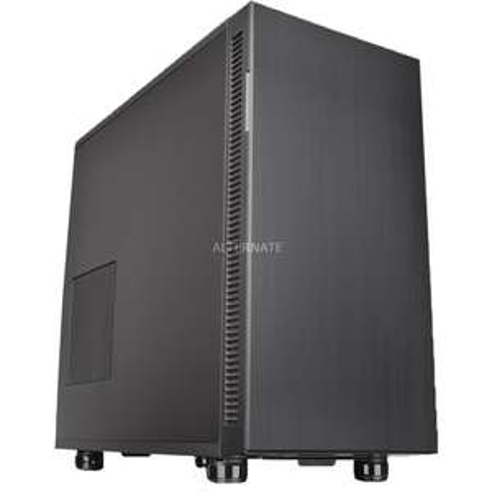 [ZackZack] Thermaltake Suppressor F31 - Midi Tower - ATX - ohne Netzteil - Schwarz - USB/Audio für 64,85€