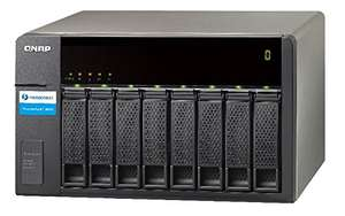 Qnap TX-800P 8-Bay Erweiterungsgehäuse mit TB2 für 750,63€ bei Amazon Frankreich