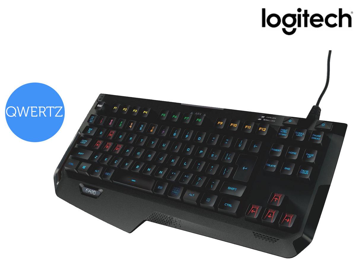 ( ibood ) Logitech G410 Gaming-Tastatur für 45,90€ inklusive Versand