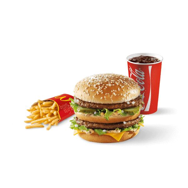 [Gutscheine McDonald's Polen] u.a. Big Mac Menü für ca. 2.40€ oder zwei McMuffin Egg&Bacon für ca. 1,90€. Gültig bis zum 05.03.17