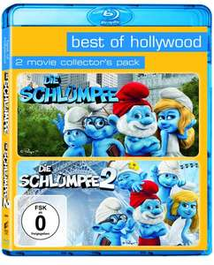 [JPC] 21 Jump Street / The Green Hornet - Die Schlümpfe 1 & 2 - ? Dragon Wars / Godzilla Blu-ray 2 Movie Collector's Packs für je 5,99€ inkl. Versand
