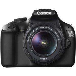Canon Eos 1100D EF-S 18-55 IS II
