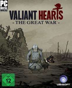 [ubisoft] Valiant Hearts - the Great War (PC Uplay Code)