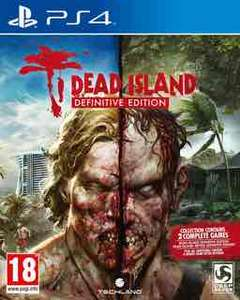 Dead Island Definitive Edition AT Version inkl Riptide als Disc PS4