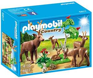 Playmobil Country, Hirsch mit Rehfamilie [Amazon prime]