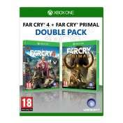 Far Cry 4 & Far Cry Primal Double Pack (Xbox One) für 28,08€ inkl. VSK (Shop4de)