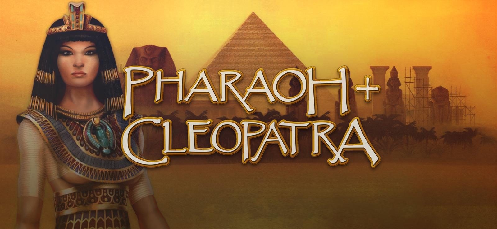 Pharaoh + Cleopatra bei gog für 3,79€