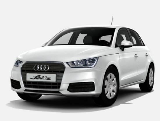 Audi A1 Privatleasing für 200 EUR / Monat (10tkm, Versicherung, Wartung inkl.)