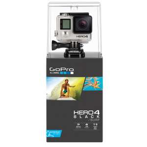 [Foto Erhardt] GoPro Hero 4 Black Surf Edition