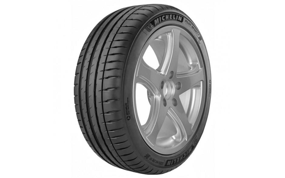 Neuste Michelin Pilot Sport 4  Sommerreifen für 112,42  [245 45 R17 91Y]