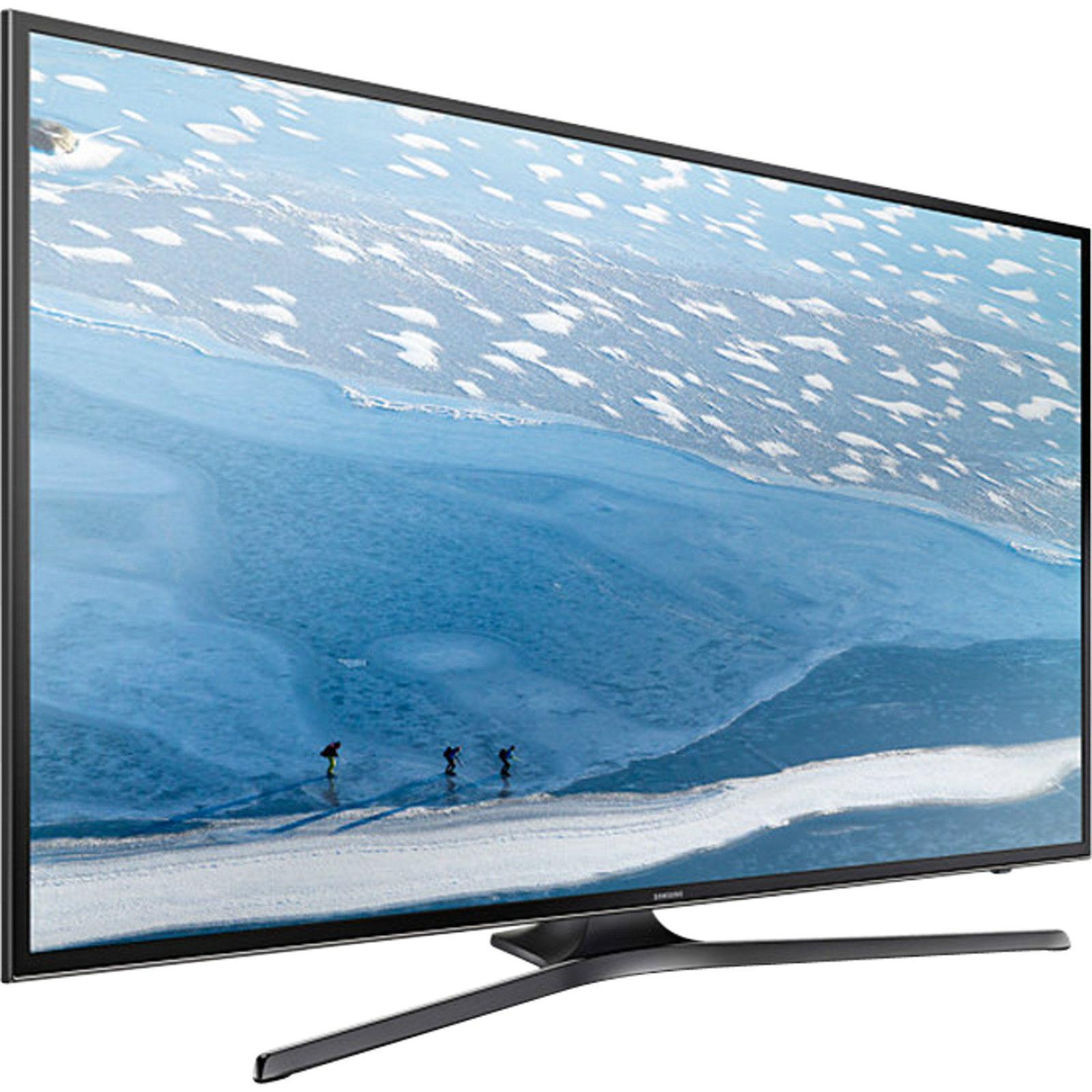 Samsung UE55KU6070 55 Zoll UHD 4K LED Fernseher Smart TV Triple Tuner PQI 1300