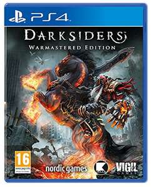 Darksiders: Warmastered Edition (PS4/Xbox One) für 15,46€ (Base.com)