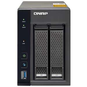 QNAP TurboStation TS-253A-4G - 2-BAY {Redcoon}
