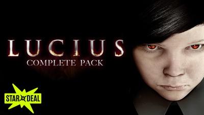 Lucius Complete Pack für 1,00€ [Bundle Stars] [Steam]