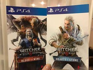 Witcher 3 Blood & Wine sowie Hearts Of Stone DLC (PS4) UPDATE: Preis wurde erhöht!