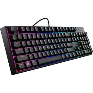 [ZackZack] Cooler Master Masterkeys Lite L Combo  (Mem-Chanical)  / Pro L RGB (MX Brown)