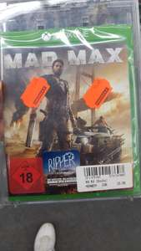 Mad Max -  Xbox One / Medi Max Berlin Nordmeile