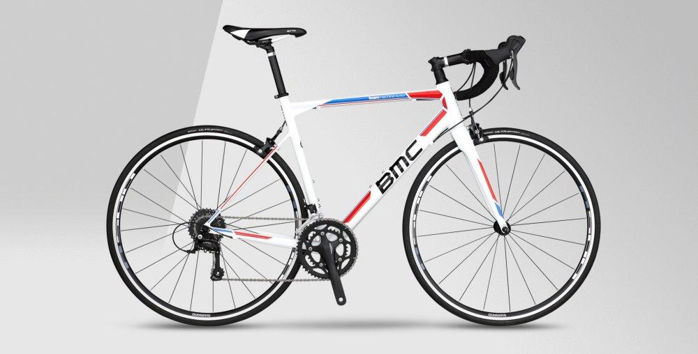 BMC Teammachine ALR01 Sora Modell 2016, günstiger Einstieg in den Radsport, Link Rad Quadrat