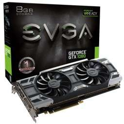 "EVGA Geforce GTX 1080 ACX 3.0 + Key ""Ghost Recon"" / ""For Honor"" für 602,99€ [Caseking]"