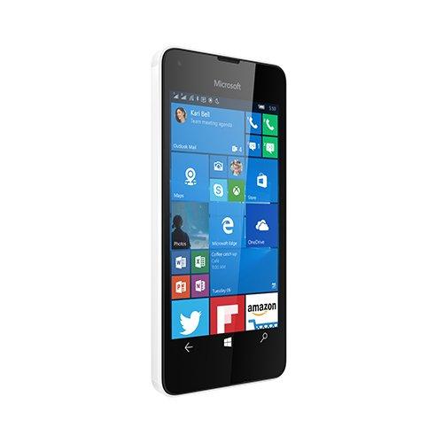 [amazon.fr] Lumia 550 LTE (4,7 HD IPS, Snapdragon 210 Quadcore, 1GB RAM, 8GB intern, 5MP + 2MP Kamera, 2100 mAh wechselbar, Windows 10 Mobile) für ~72€ statt ~ 91€