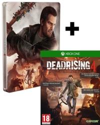 Dead Rising 4 inkl. Steelbook + 2 Bonus DLCs (Xbox One) für 35,98€ inkl. VSK (GamesOnly)
