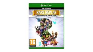 Rare Replay & State of Decay für je 12€ & Gears of War: Ultimate Edition für 16€ & Forza Motorsport 6 für 28€ [Microsoft Store IT]