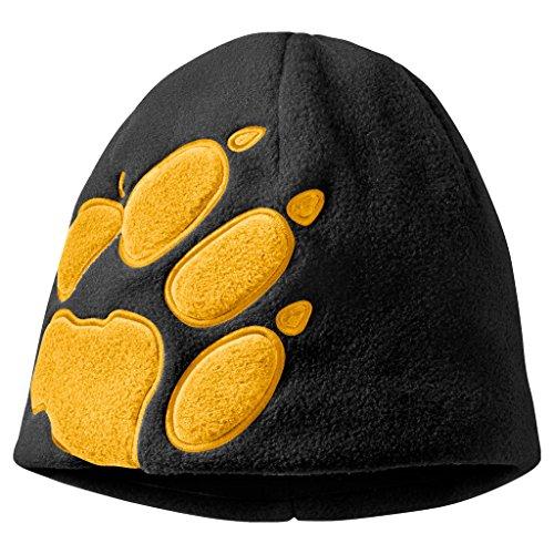 KINDER Mütze von Jack Wolfskin mit Pranken Design-  Amazon